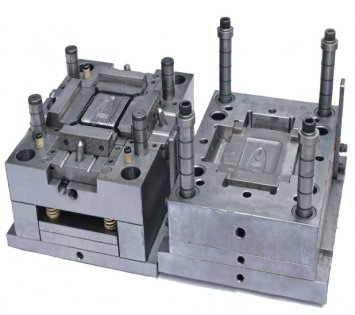 3D die mould Design Drawing